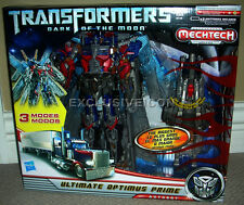 Transformers Dark of the Moon DOTM Autobot Ultimate Optimus Prime Canadian