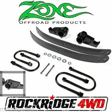 "Zone Offroad 2"" Suspension Lift Kit for 04-12 Chevy Colorado GMC Canyon 4WD"