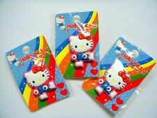 $9.00 Sanrio Hello Kitty Lapel Hair Pin set of 3 HLOLAPPINSET3