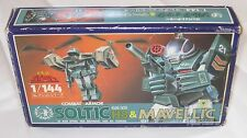Fang of the Sun Dougram SOLTIC & Mavellic BOX ONLY MODEL KIT 1/144 Takara Japan