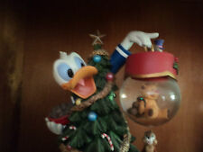 Splendide snowglobe DISNEY DONALD DUCK NOEL/CHRISTMAS