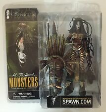 VOODOO QUEEN action figure McFarlane's MONSTERS McFarlane Toys Spawn 2002