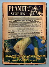 PLANET STORIES Pulp Magazine FALL 1947
