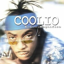 El Cool Magnifico [PA] by Coolio (CD, Oct-2002, Riviera) NEW