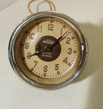 Jaeger rare car clock