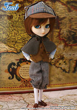Isul Light detective Groove  fashion doll in USA pullip