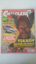 CONSOLES PLUS N°89 - Juin 1999 - E3 TEKKEN DRIVER ONIMUSHA SAGA FRONTIER PS1 N64