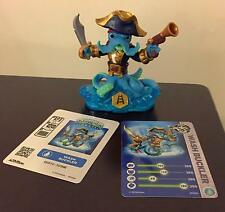 Skylanders Swap Force Wash Buckler Brand New Loose With Card & Sticker