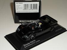 1/43 Minichamps Porsche 936/76 Essais Paul Ricard 1976 Ickx / Mass