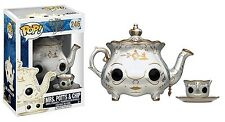 Funko - POP Disney: Beauty & The Beast - Mrs. Potts & Chip