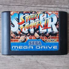 Sega Mega Drive ► Super Street Fighter II ◄ módulo | Top