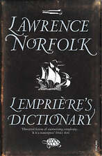 NORFOLK,LAWRENC-LEMPRIRES DICTIONARY (RE-ISSUE)  BOOK NEW