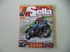 - IN SELLA 10/2009 DUCATI STREETFIGHTER/MV BRUTALE 989/HONDA CBR 600 RRC-ABS