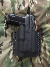 Black Kydex Light Bearing Holster SIG SP2022 2022 Streamlight TLR-2 / TLR2