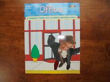 Theme Materials TLC Office Business Activities Classroom Book Grade PreK K 1 2
