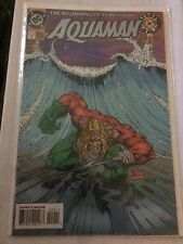 Aquaman comic lot '85 '91 '94 New 52