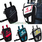 Men Oxford Waist Fanny Leg Bag Drop Motorcycle Rider Messenger Shoulder Pack