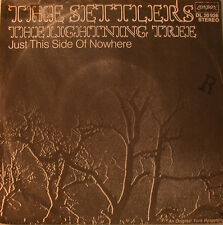"The settlers-Just this side of Nowhere - 7"" single (f981)"