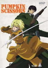 Pumpkin Scissors . The Complete Series Collection . Anime . 4 DVD . NEU . OVP