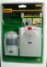 HomeSafe Wireless Outdoor Security Alert Sensor Detector Driveway Motion Alarm