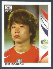 PANINI FIFA WORLD CUP-GERMANY 2006- #501-KOREA-KIM DO-HEON
