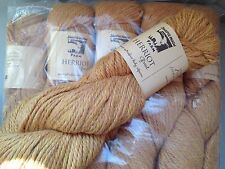 Juniper Moon Farm - sold per 100g Skein - Herriot Great Sh 117 Goldenrod