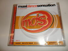 CD  Maxi Dance Sensation 2/98