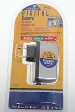 Digital Concepts AC Adapter für Canon Minolta Pentax NEU!