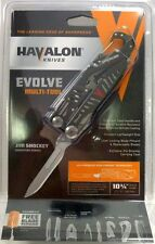 Havalon EVOLVE Multi Tool gut hook knife saw pliers stripper JIM SHOCKEY Edition