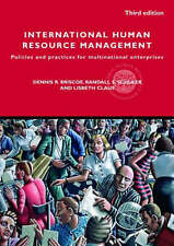International Human Resource Management: Policies and Practices for Multination…