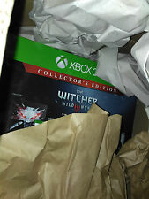 The Witcher 3: Wild Hunt Collector's Edition Microsoft Xbox One, 2015 Sealed UK