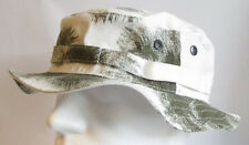 RECCE Hat Boonie Boonie       German Army Snow Camo  - Made in Germany -