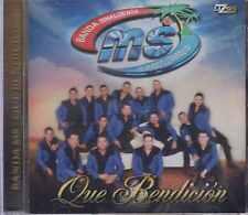 CD - Banda Sinaloense MS De Sergio Lizarrga NEW Que Bendicion FAST SHIPPING !