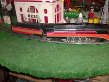 LIONEL TRAINS 8307 SOUTHERN PACIFIC DAYLIGHT LOCO & TENDER BOXED VERY SHARP