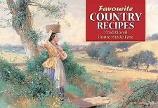 Favourite Country Recipes by J Salmon Ltd (Book)