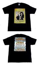 """American Singers """"CHRISTINA AGUILERA & JUSTIN TIMBERLAKE"""" TOUR  T SHIRT NWORN XL"""