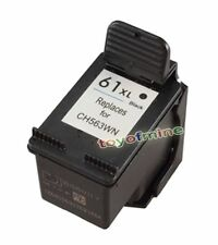 1 black Refilled Ink Cartridge for HP 61XL CH563WN Deskjet 1000 1050 2050 3050