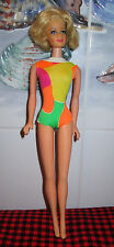 RARE JAPAN 1969 MOD Barbie~GORGEOUS TNT *STACEY* DOLL~BLONDE FLIP~BEND LEGS~OSS~