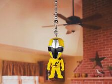 Samurai Shinkenger Power Ranger Shinken Yellow Ceiling Fan Pull Light Chain 371A