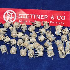LOT 20 PCS // 3.5-13 pF - NEW -  VARIABLE CERAMIC TRIMMER CAPACITORS // FROM USA
