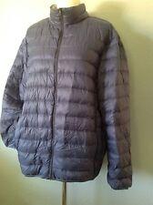 *XL* Uniqlo Men Japan Technology Ultra Light Premium Down Jacket Coat Puffer Top