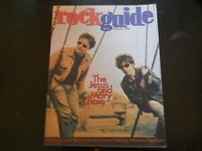 Jesus & Mary Chain- Rock Guide Magazine 1994