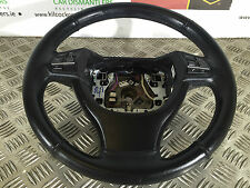 GENUINE BMW 5 SERIES F10 F10 LCI LEATHER STEERING WHEEL  *FAST SHIPPING