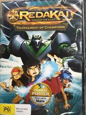 Redakai Tournament Of Champions DVD
