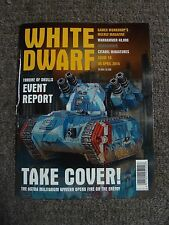 White Dwarf #10 - 5 April, 2014 * Games Workshop *