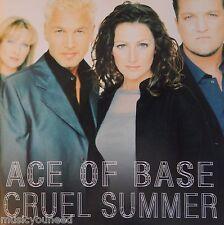 Ace of Base - Cruel Summer  (CD, 1998, Arista) CD Near MINT 10/10