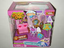 ANIMAL JAM GAME - PRINCESS CASTLE DEN & FANCY FOX Play Set Playset -NEW TOY 2016