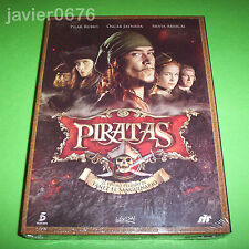 PIRATAS SERIE DE TELEVISIÓN PACK NUEVO Y PRECINTADO DVD