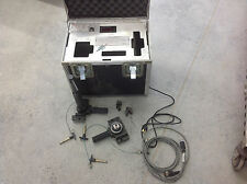 Sensotec Signal Conditioning Load Cell Unit Bench Tester Gauge J1802-001, w/Case
