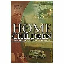 The Home Children by Phyllis Harrison Paperback Book (English) Free Shipping
